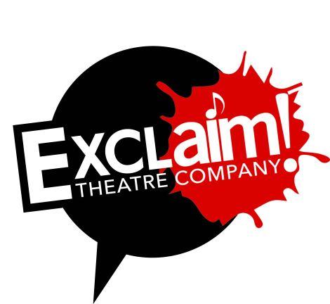 Exclaim Theatre Company Logo